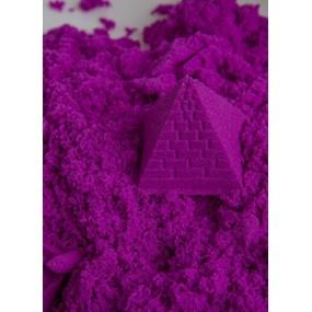 Purple Play Sand Kinetic Sensory Activity